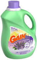 Gain with FreshLock Lavender Liquid Fabric Softener 90 fl. oz. Bottle