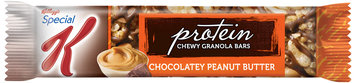 Special K® Kellogg's Protein Chocolatey Peanut Butter Chewy Granola Snack Bar