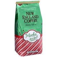 New England® Coffee Freshly Ground Mocha Mint Coffee 11 oz. Bag