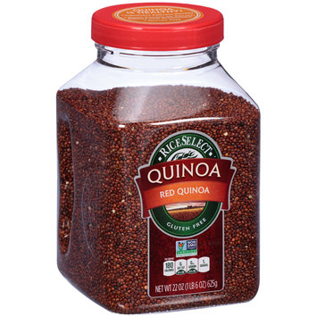 Rice Select™ Red Quinoa 22 oz. Jar