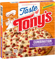 Taste of Tony's™ Combination Pizza 7.42 oz. Box