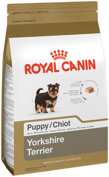 Royal Canin® Yorkshire Terrier Puppy Dog Food 2.5 lb. Bag