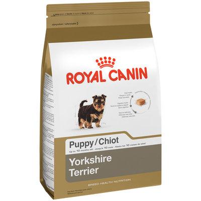 Royal Canin® Yorkshire Terrier Puppy Dog Food 2.5 lb. Bag