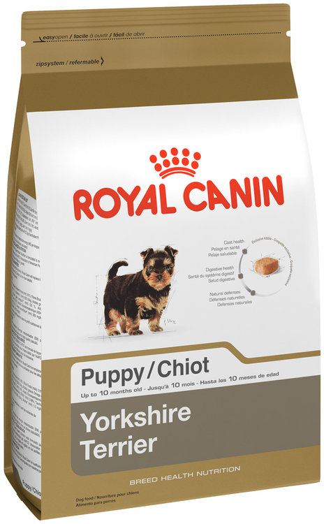 Royal Canin Yorkshire Terrier Puppy Dog Food 25 Lb Bag Reviews 2019