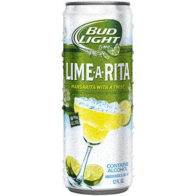Bud Light Lime® Lime-A-Rita 12 Fl Oz Can