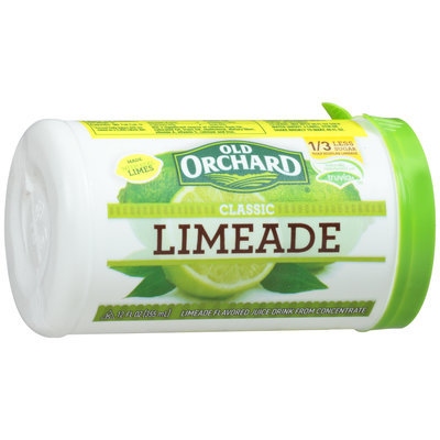 Old Orchard® Classic Limeade Juice Drink 12 fl. oz. Can