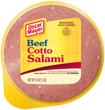 Oscar Mayer Cold Cuts Beef Cotto Salami