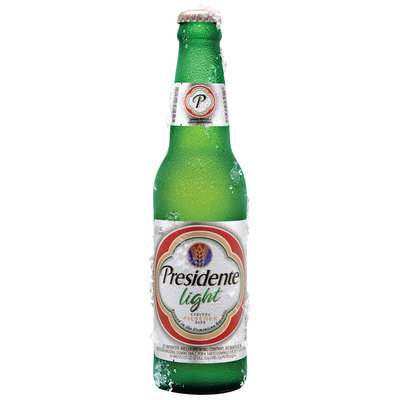 Presidente Light Imported Beer