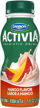 Activia Drinks 7 Fl Oz Ss Mango