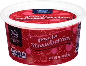 Kroger® Glaze for Strawberries 13.5 oz. Tub