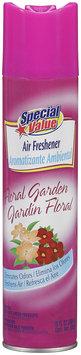 Special Value® Floral Garden Air Freshener 10 fl oz. Aerosol Can