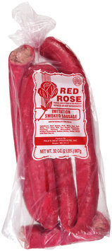 Red Rose Imitation Smoked Sausage