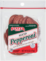 Stater Bros® Sliced Pepperoni