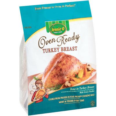 Jennie-O Turkey Store® Oven Ready™ Bone-in Turkey Breast with Gravy Packet Bag