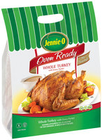Jennie-O® Oven Ready™ Whole Turkey with Gravy Packet Bag