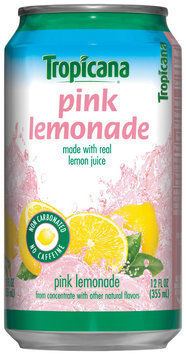 Tropicana® Pink Lemonade Flavored Juice Drink