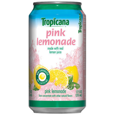 Tropicana® Pink Lemonade Flavored Juice Drink
