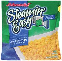 Schnucks Steamin' Easy Golden Corn in Butter Sauce 12 oz