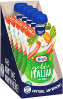 Kraft Golden Italian Dressing 3.2 fl. oz. Pouch