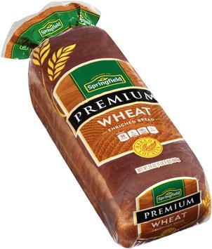 Springfield® Premium Wheat Enriched Bread 24 oz. Bag