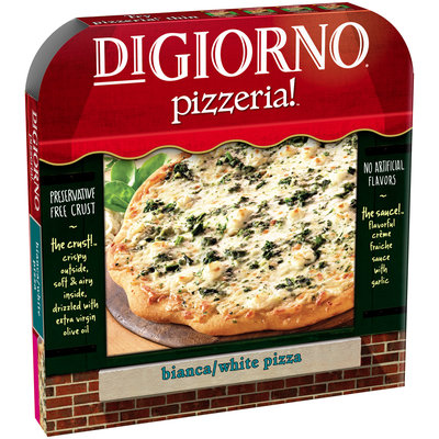 DIGIORNO PIZZERIA! Bianca/White Pizza 18 oz. Box