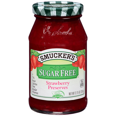 Smucker's® Sugar Free Strawberry Preserves 12.75 oz. Jar