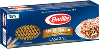 Barilla® Whole Grain Lasagne 13.25 oz. Box