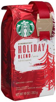 STARBUCKS® Holiday Blend 2014 Ground