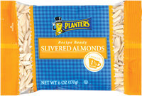 Planters Slivered Almonds Bag