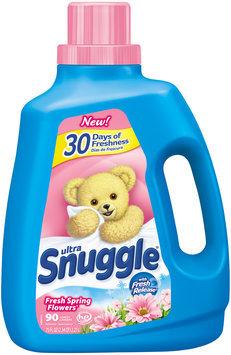 Ultra Snuggle® Fresh Spring Flowers™ Liquid Fabric Softener 75 fl. oz. Jug