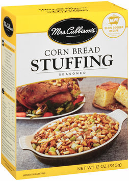Mrs. Cubbison's® Seasoned Corn Bread Stuffing 12 oz. Box