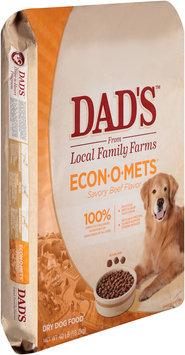 Dad's™ Econ-O-Mets® Savory Beef Flavor Dry Dog Food 40 lb. Bag