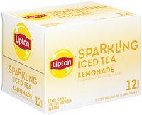 Lipton® Lemonade Sparkling Iced Tea 12 Pack 12 fl. oz. Cans