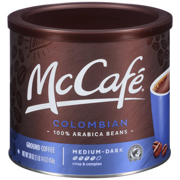 McCafe® Colombian Ground Coffee 30 oz. Canister