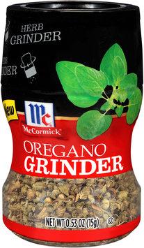 McCormick® Oregano Grinder 0.53 oz. Bottle