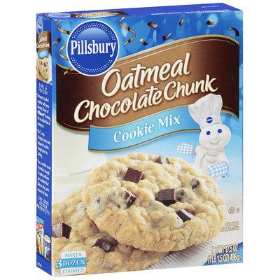 Pillsbury® Oatmeal Chocolate Chunk Cookie Mix 17.5 oz