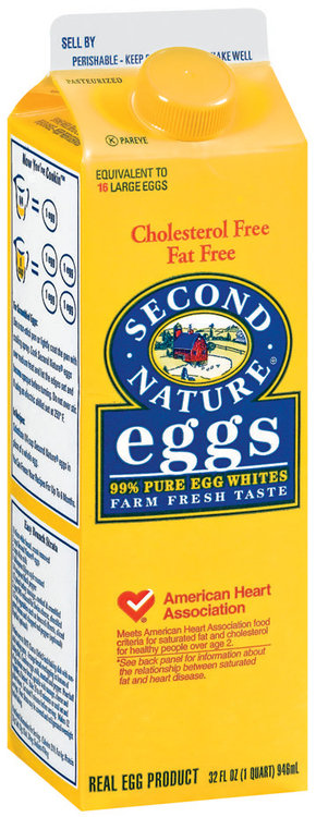 Second Nature Liquid Fat Free Egg Product