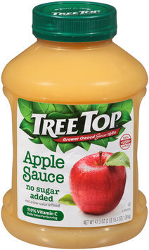 Tree Top® No Sugar Added Apple Sauce
