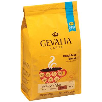 Gevalia Breakfast Blend Ground Coffee 8 oz. Bag
