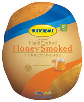 Butterball Just Perfect Hand Crafted Honey Smoked Turkey Breast