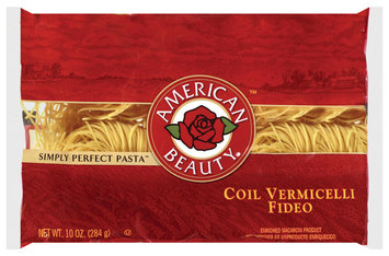 American Beauty  Coil Vermicelli Fideo 10 Oz Bag