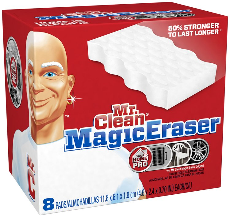 Mr. Clean Magic Eraser Extra Power Home Pro 8 count