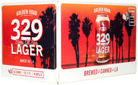 329 Days of Sun Lager Beer 6 ct Box