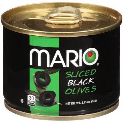 Mario® Sliced Black Olives