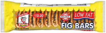Daddy Ray's Low Fat $100 Fig Bars