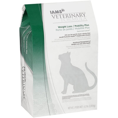 Iams™ Veterinary Formula™ Weight Loss/Mobility Plus Restricted-Calorie™ Cat Food