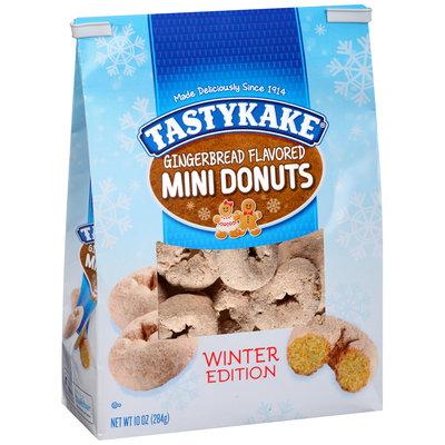 Tastykake® Winter Gingerbread Flavored Mini Donuts