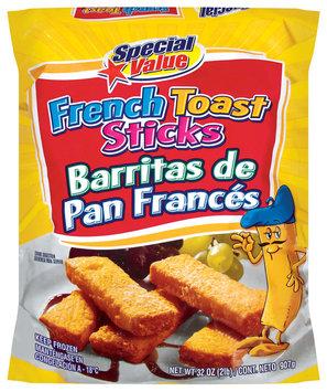 Special Value Sticks French Toast 32 Oz Bag