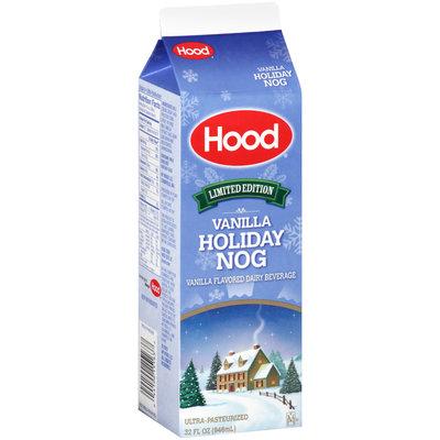 Hood® Limited Edition Vanilla Holiday Nog 32 fl. oz. Carton