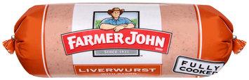 Farmer John® Liverwurst with Bacon 8 oz. Box